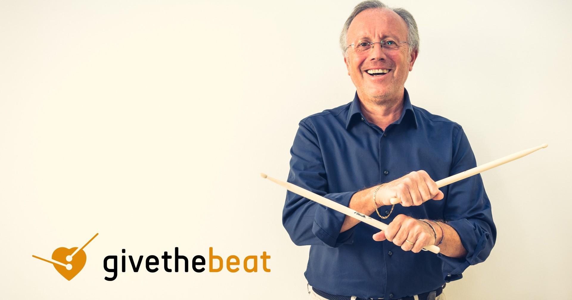 #GivetheBeat - Roberto Bercè-Roberto Bercè